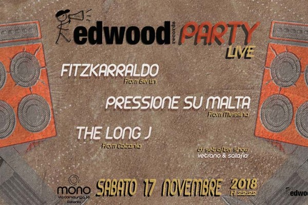 Locandina The Long J + Pressione su Malta + Fitzkarraldo